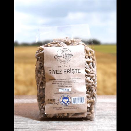 Bolu Farm Organic Siyez Noodle 500 Gr