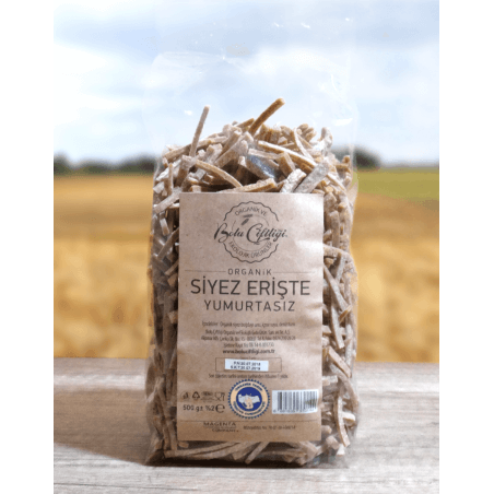 Bolu Farm Organic Eggless Noodle Noodles 500 Gr