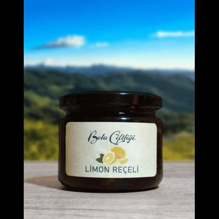 Bolu Çiftliği Ev Yapımı Doğal Limon Reçeli