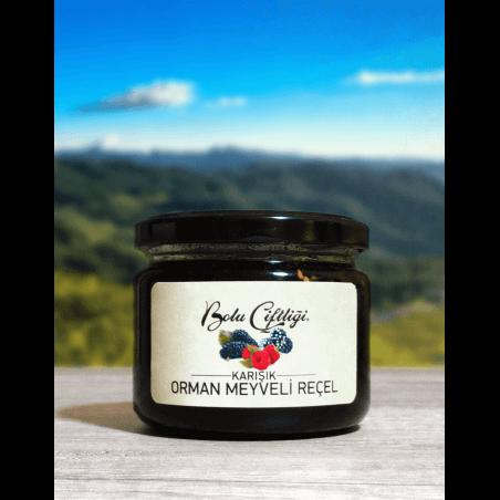 Bolu Farm Homemade Natural Mixed Forest Fruit Jam