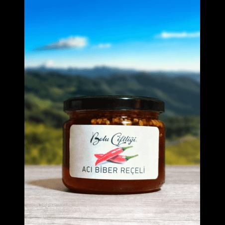 Bolu Farm Homemade Natural Hot Pepper Jam