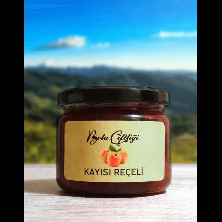 Bolu Farm Homemade Natural Apricot Jamfarm