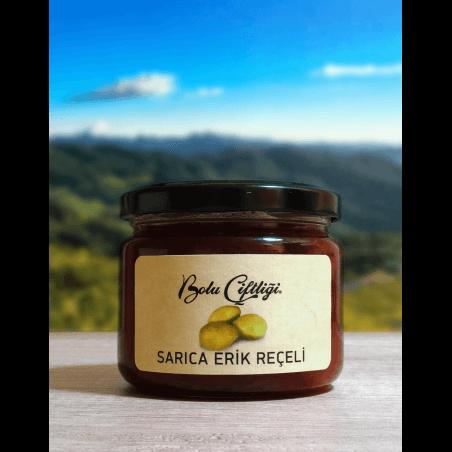 Bolu Farm Homemade Natural Sarica Plum Jam