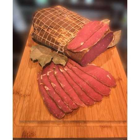 PASTIRMACI TOLGA CAUCASIAN METHOT SMOKED MEAT - (HALAL MEAT)