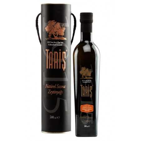 Tariş North Aegean Extra Virgin Olive Oil-Custom Boxed-%0.5 Acid
