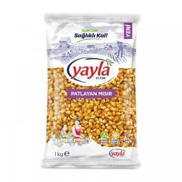 Yayla Popcorn 1 Kg