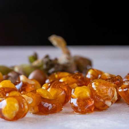 Haci Bekir Hard Candy With Hazelnut 300 Gr
