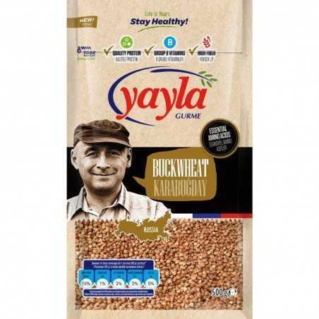 Yayla Gurme Karabuğday 500 G