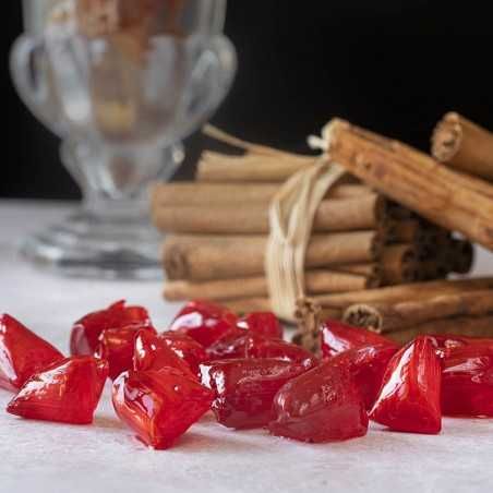 Haci Bekir Hard Candy Cinnamon Flavoured 300 Gr