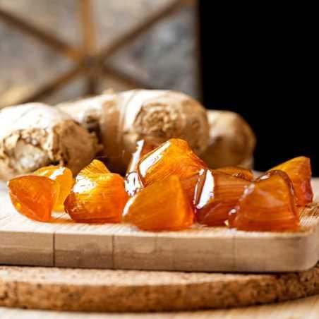 Haci Bekir Hard Candy Ginger Flavoured 300 Gr