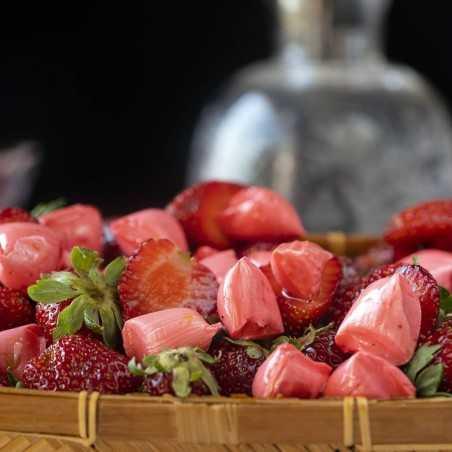 Haci Bekir Hard Candy Strawberry Flavoured 300 Gr