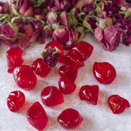 Haci Bekir Hard Candy Rose Flavoured 300 Gr
