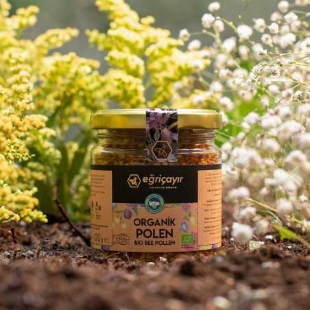 Eğriçayır Organic Bee Pollen 120 Gr