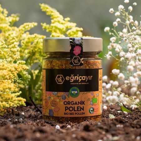 Eğriçayır Organic Bee Pollen 200 Gr