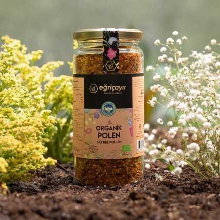 Eğriçayır Organic Bee Pollen 300 Gr