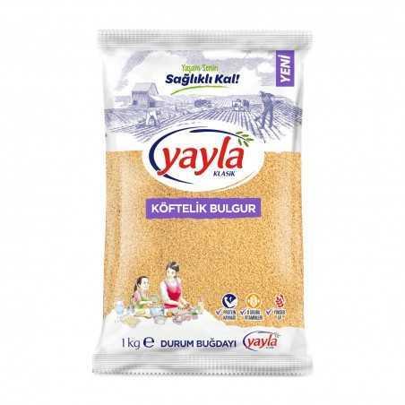 Yayla Meatball Bulgur 1 Kg