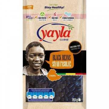 Yayla Gurme Black Beans 500 gr