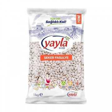 Yayla Sugar Beans 1 kg