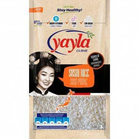 Yayla Gurme Sushi Rice 500 gr