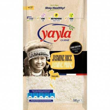 Yayla Gurme Jasmine Rice 500 G