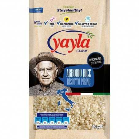 Yayla Gurme Risotto Pirinç 500 G