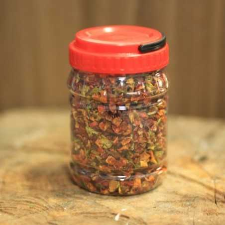 Ready To Coock - Dried Tomatoes Vegetable Mix- 2021 Corp - 200 gr