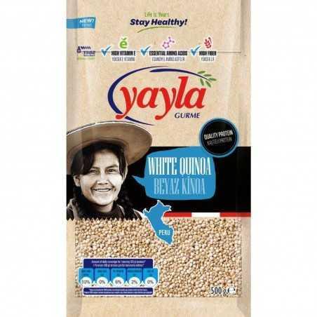 Yayla Gurme White Quinoa 500 G