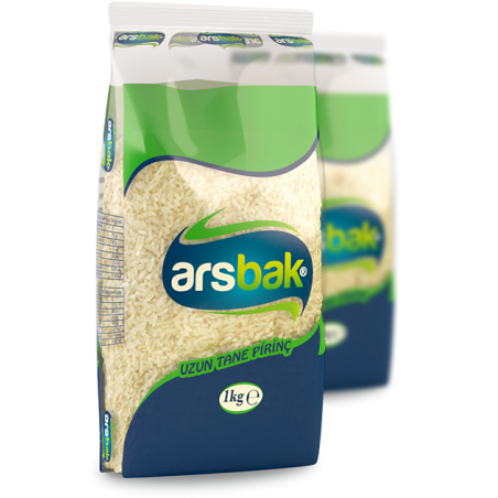 Arsbak Uzun Tane Pirinç (Gaziantep) 1kg