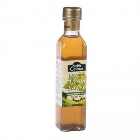 Saklı Cennet Organic Grape Vinegar