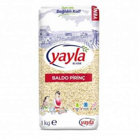 Yayla Gönen Baldo rice 1 kg