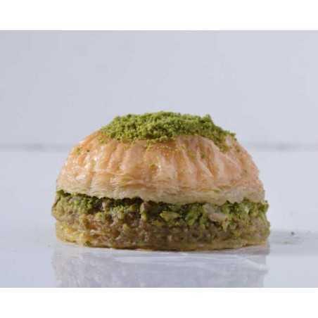 Turkish Food Gurme- Baklava Burger