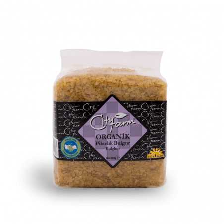 City Farm Organic Rice Bulgur