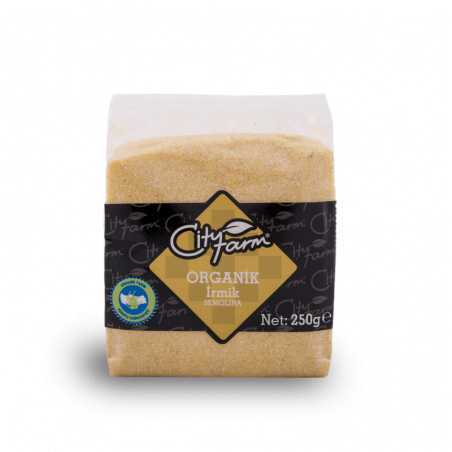 City Farm Organic Semolina