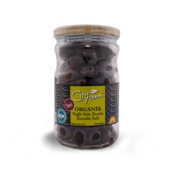 City Farm Organic Saddle Olive
