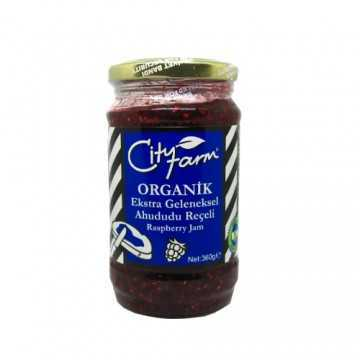 City Farm Organic Raspberry...