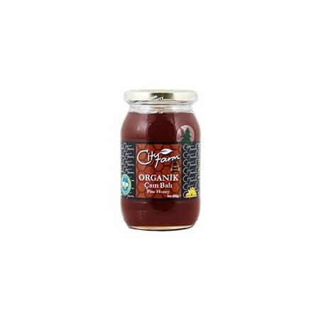 City Farm Organic Pine Honey